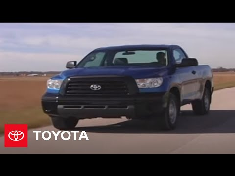 2007 Tundra How-To: Cruise Control | Toyota