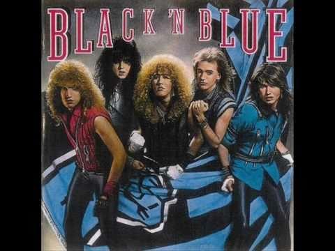 Black 'N Blue - School Of Hard Knocks