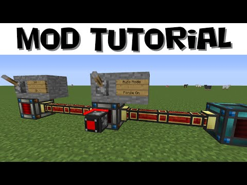 BuildCraft NOT Gates For Advanced Energy Cell Control (BC6 & 7 Tutorial)