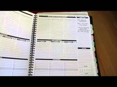 Planner Pad Review