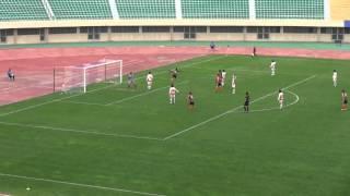 2014 FA컵 32강전 강원FC vs 홍익대