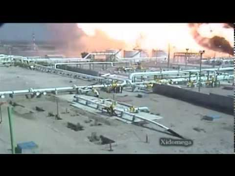Gas Pipeline Explosion Mexico