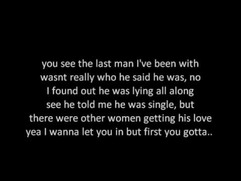 Claude Kelly - Leave Your Shoes At The Door (lyrics)