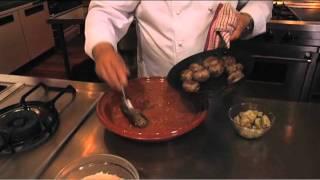 Greg Malouf - Cooking A Lamb Kifta Tagine
