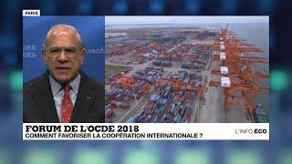 Forum Annuel De L'OCDE : Comment Favoriser La Coopération Internationale ?