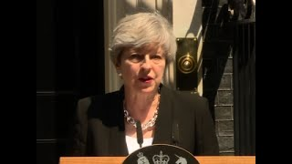 UK PM: 'Will Stop At Nothing to Defeat' Extremism