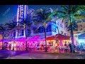США 5497: South Beach - Miami - Florida - гуляем в сумерках
