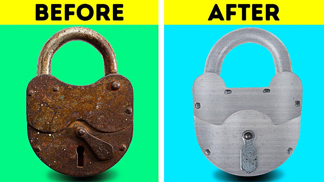 25 SIMPLE HACKS TO FIX ALMOST EVERYTHING