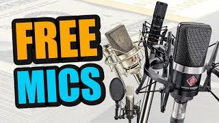 Smart Rapper Gives Away 3 Microphones A Month Now!!!