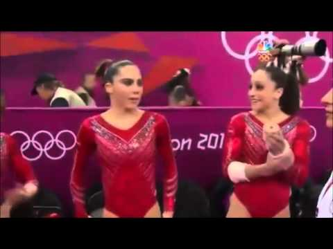 McKayla Maroney USA Team Final Vault 2012 London Olympic Games