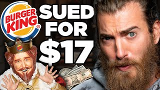 Crazy Fast Food Lawsuits (Game)