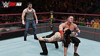 WWE 2K18 Top 10 Stolen Finisher Beatdowns! Part 3
