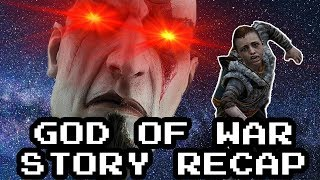 God of War Very Accurate Story Recap