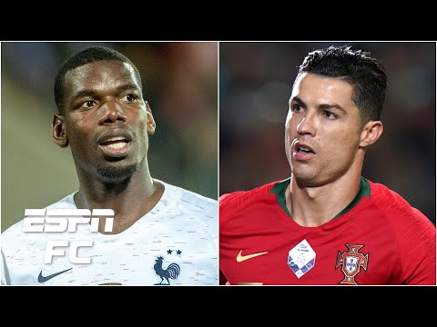 France, Portugal and Germany drawn in Group F: 'F for frightening' - Ian Darke | Euro 2020