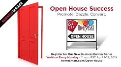 Build Your Business With Every Open House - Week 1