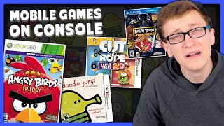 Mobile Games on Console - Scott The Woz