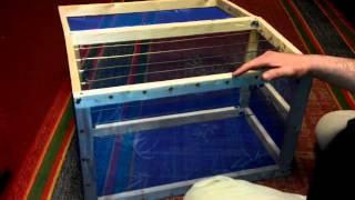 видео Сушилка для рыбы в домашних условиях
