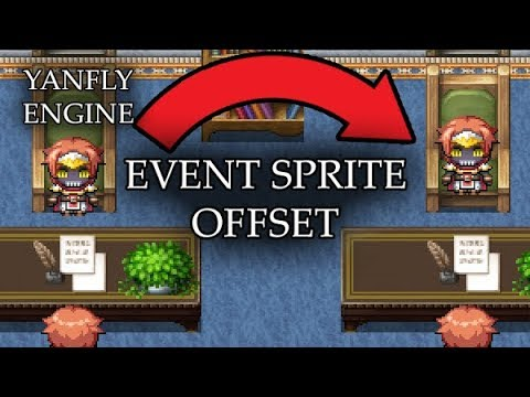 Event Sprite Offset (YEP) - Yanfly moe Wiki