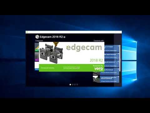 Edgecam - Instalacja licencji studenckiej 2018 R2