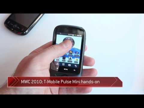 T-Mobile Pulse Mini video demo