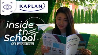 #InsideTheSchool Kaplan ft. Sea International