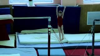 Даша Белоусова. Прыжок. Vault.