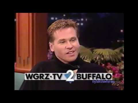 VAL KILMER  BECOMING BATMAN