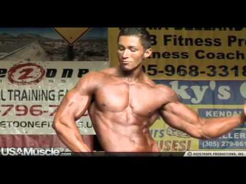 Fernando Valeriano - 2010 NPC Southern States
