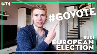 GO VOTE! this coming weekend is european election!