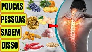 10 Alimentos que São Poderosos Analgésicos Naturais!