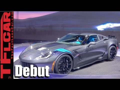 2017 Chevrolet Corvette Grand Sport: Everything You Ever Wanted to Know