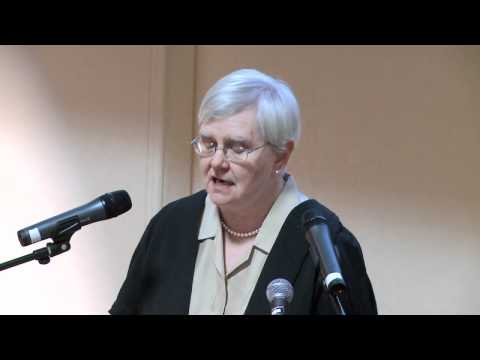 Ockenden International Lecture, 7 February 2012, Lady Margaret Hall, University of Oxford