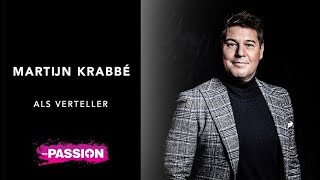 The Passion 2019 |  De Verteller - Martijn Krabbé | 18 april 20.30 uur | NPO 1