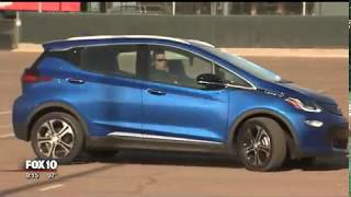 Chevrolet Bolt: An electric car that's relatively affordable for many drivers