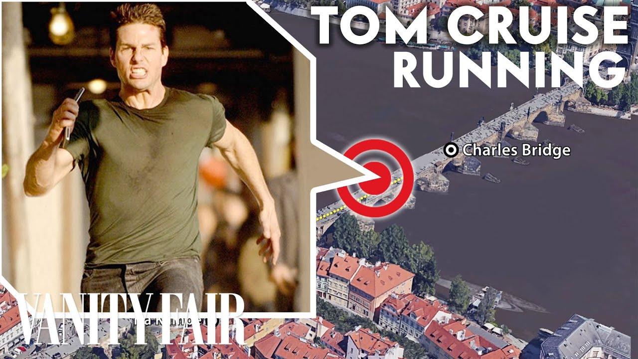 Every Tom Cruise Running Scene, Mapped   Vanity Fair