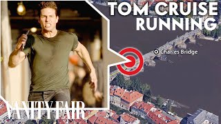 Every Tom Cruise Running Scene, Mapped | Vanity Fair