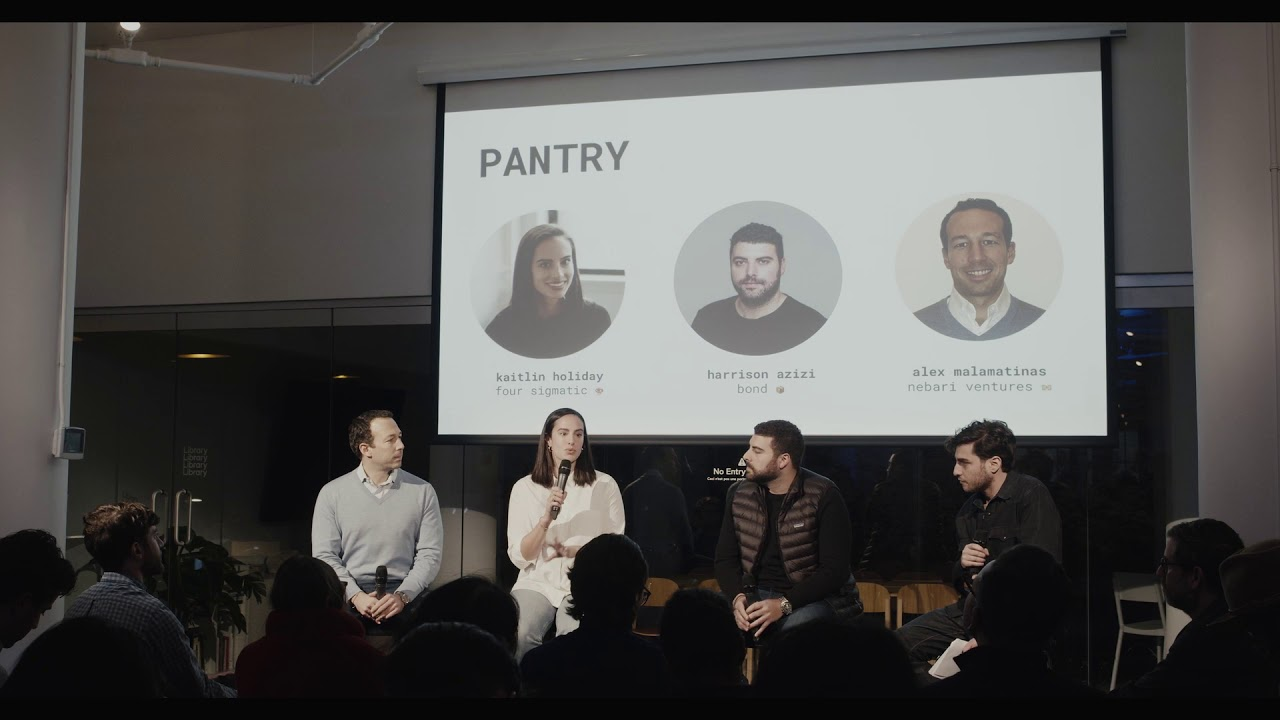 HNGRY Plate + Pantry 3.0: Innovations in Food & Beverage / Melitas Ventures Founder