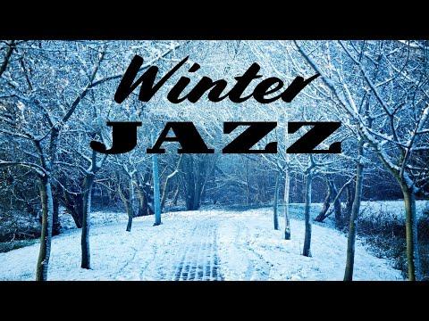 Winter Freezy JAZZ Music - Lounge JAZZ & Bossa Nova for Sress Relief