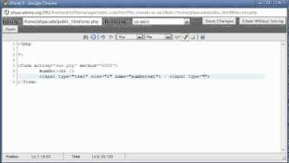 PHP Tutorials: Sending a SMS message using PHP (Part 1)