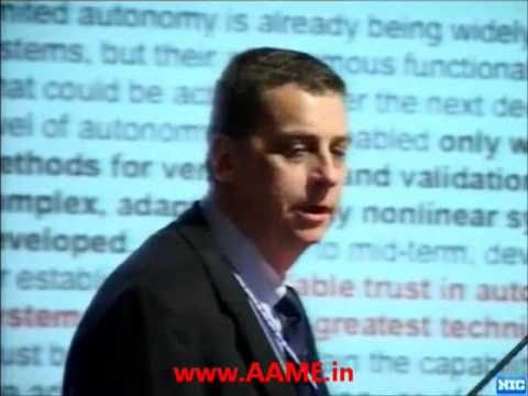 Fully autonomous Unmanned Aerial Vehicles [UAV]: Challenges & Technologies [Aero India 2011]