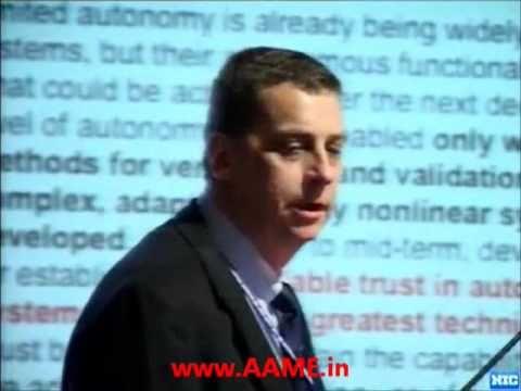 Fully autonomous Unmanned Aerial Vehicles [UAV]: Challenges & Technologies [Aero India 2011]