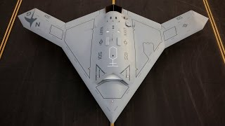 Многоцелевой боевой беспилотный летательный аппарат X 47