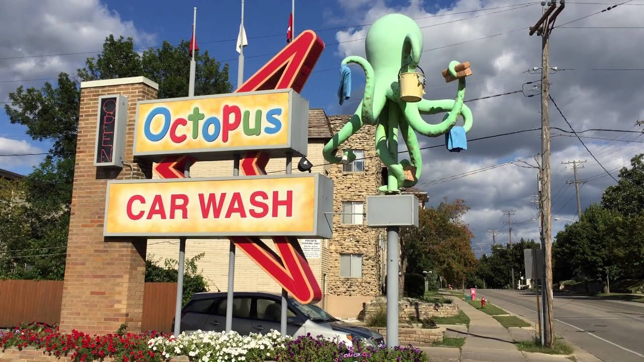 octopus car wash - wiring diagram pictures