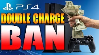 How To Get Ps4 Unbanned From Psn - Sony Double Charges