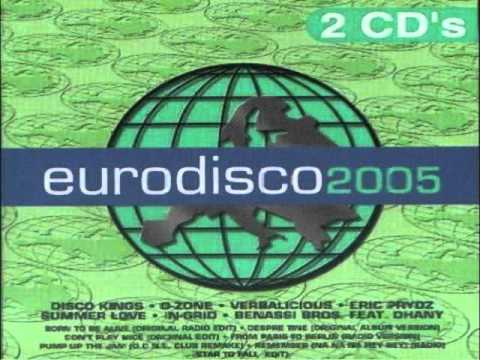 2.- BENASSI BROS. FEAT. DHANY - Make Me Feel(Radio Edit)(EURODISCO 2005) CD-2