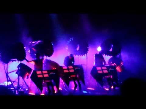 Glitch Mob - Mind of a Beast - Demons - Live Atlanta Tabernacle 2014 (1/7)