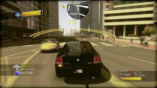 Driver: San Francisco - Checkpoint Race Gameplay (PC, PS3, Xbox 360, Wii)