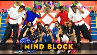 Mind Block | Sarileru Neekevvaru | Ft.GOPAL & MEENAXI | DSA DANCE COMPANY I DANCE COVER