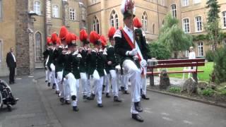 Aloisiusfest 2012 - Parade auf dem Calvarienberg