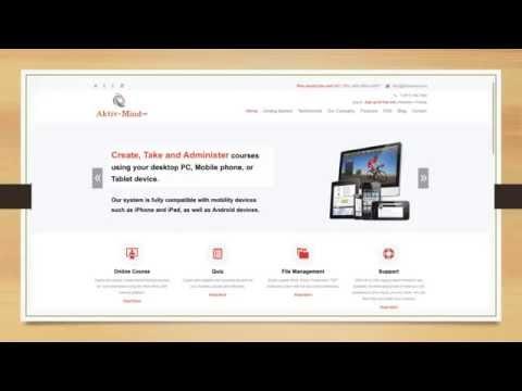 Aktiv Mind LMS - Online Training Software